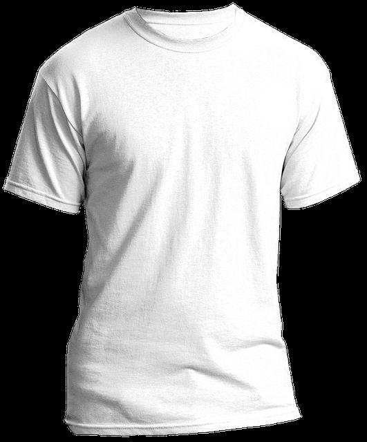 šedé tričko
