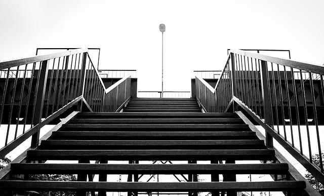 schodištní zábradlí
